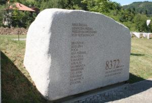 SrebrenicaStone